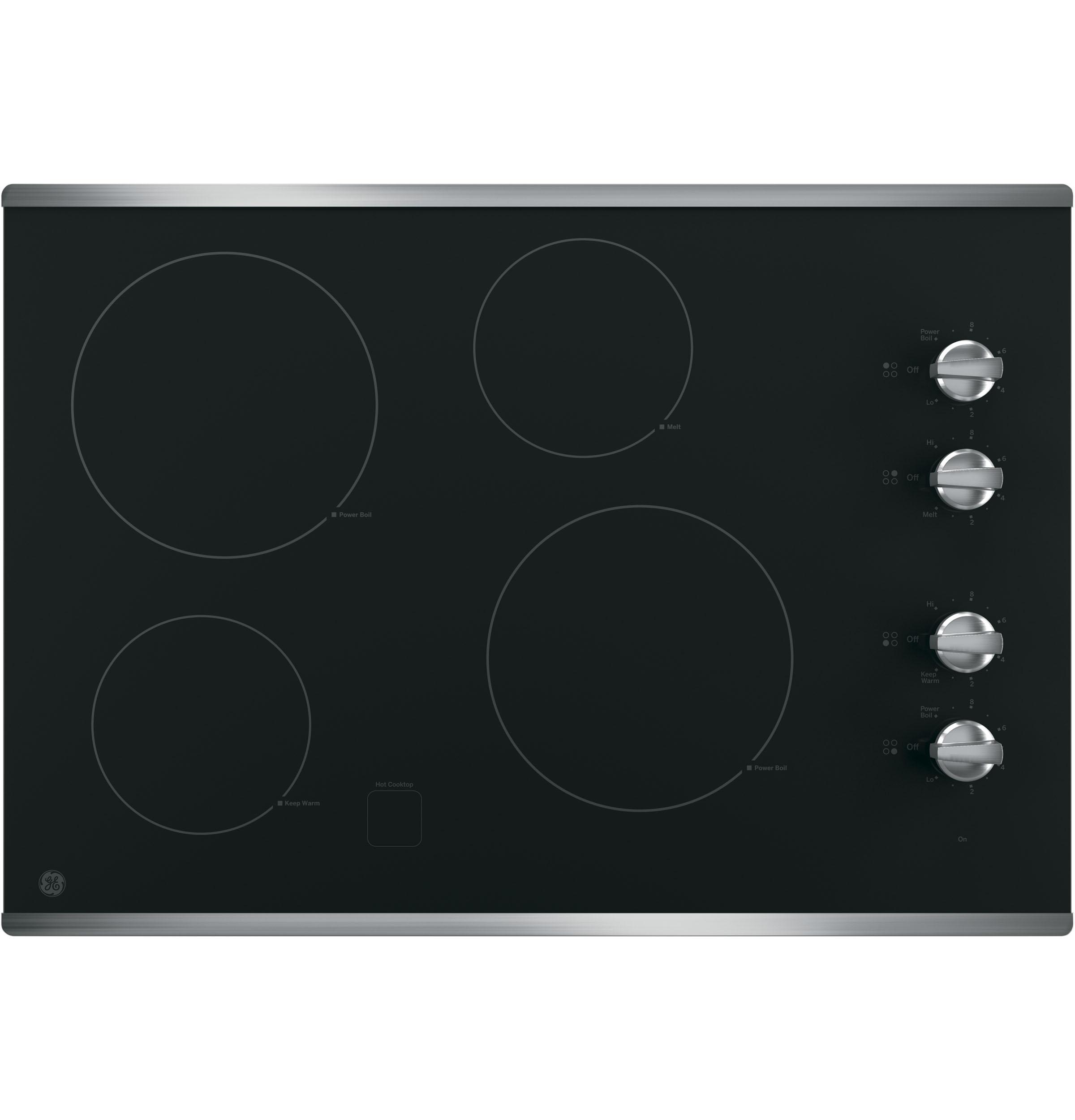 22832 – Stainless Steel Cooktop – JP3030SJSS – HR