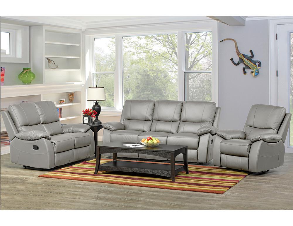 22867 – Reclining Sofa Set