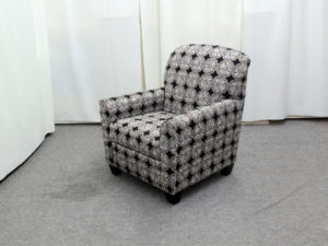 22894 - Accent Chair - AU-420-1587P - Angle