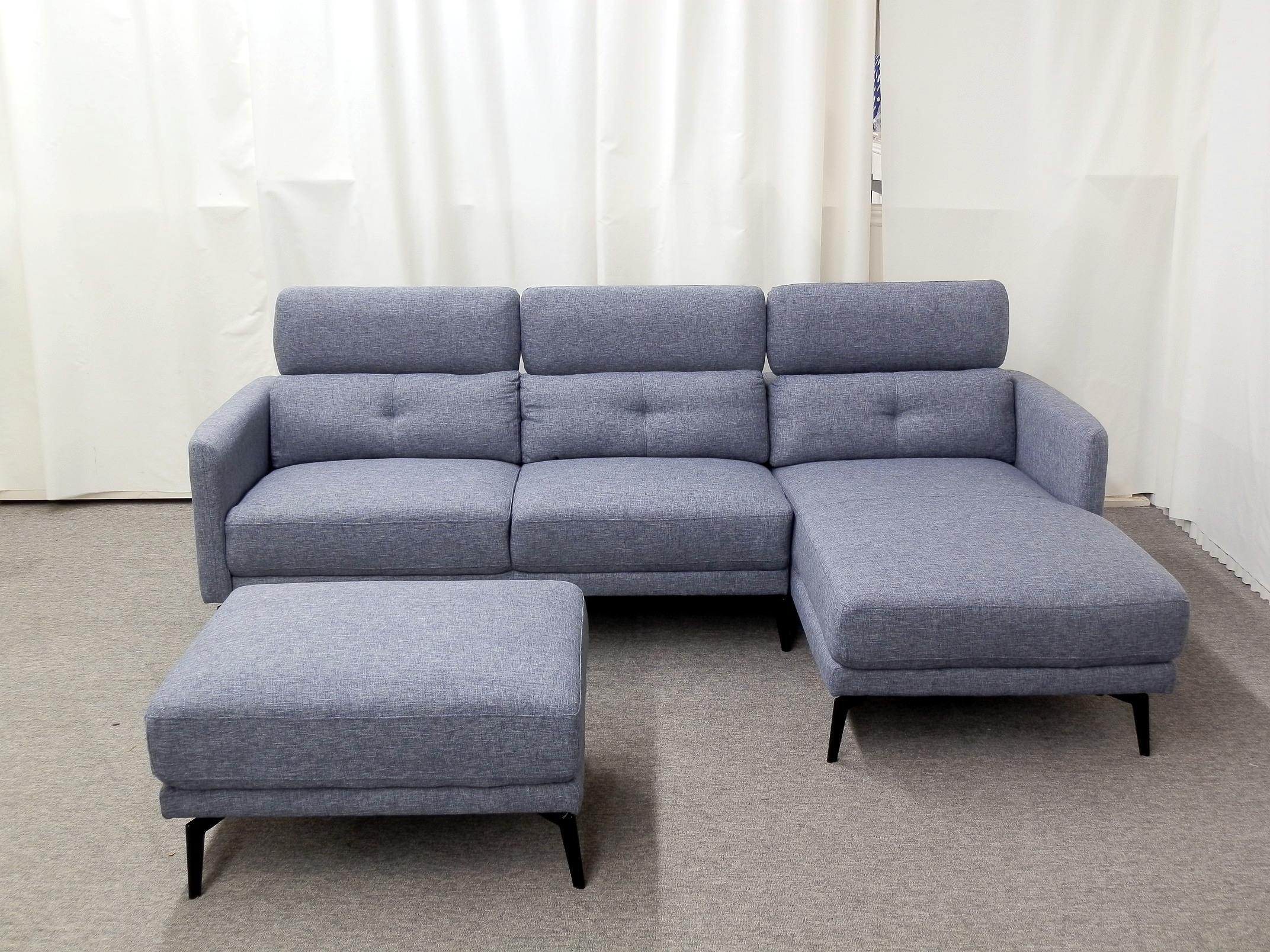 Chaisse Sofa Nothin Fancy Furniture Warehouse