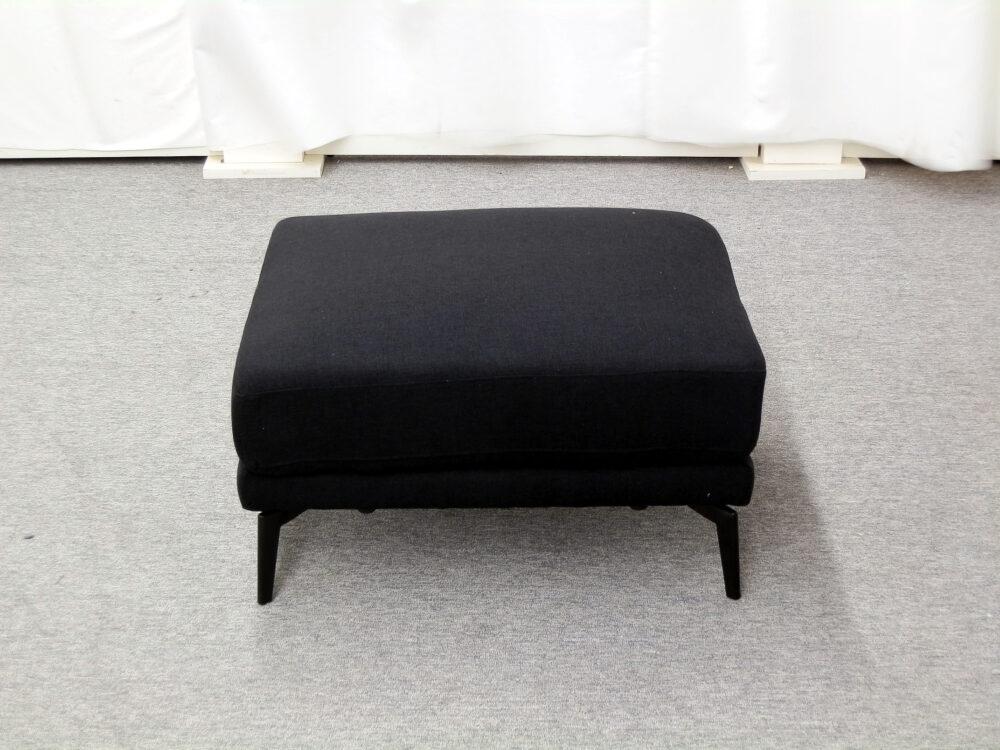 22919 - Ottoman - Black