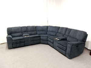 22932 - Power Reclining Sectional