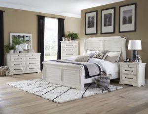 22947 - Bedroom Set - LS-8047