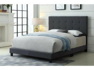 22964 - Grey Linen Bed - TF-2113