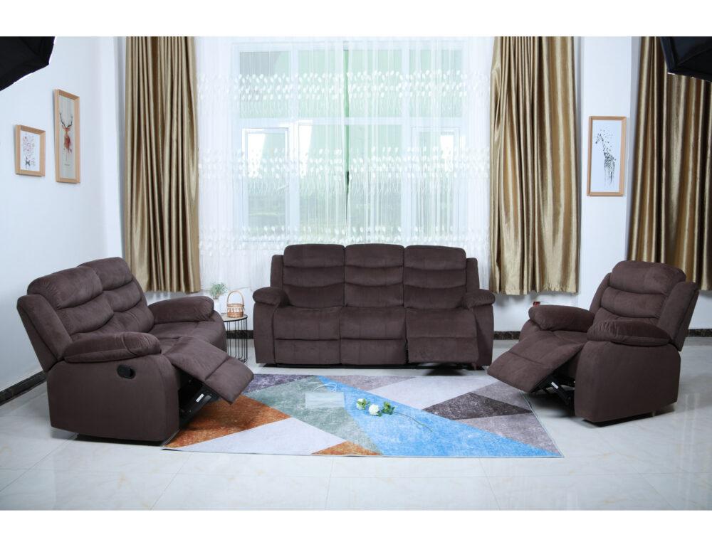 23007 - Reclining Sofa Set