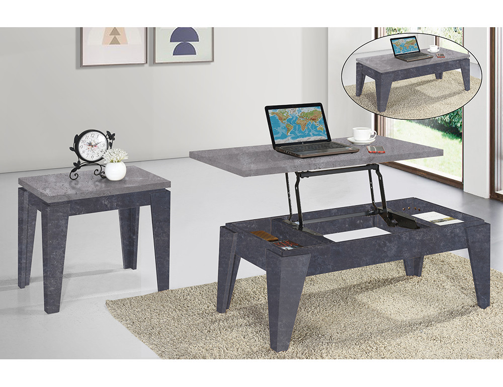 23038 – Lift Top Coffee Table