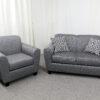 23068 23069 - Loveseat & Chair