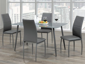 23129 - Glasstop Table Set - TF-3600