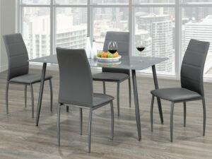 23129 - Glasstop Table Set - TF-3600