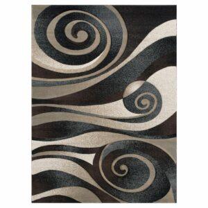 23157 - rug - sculpture-258-black