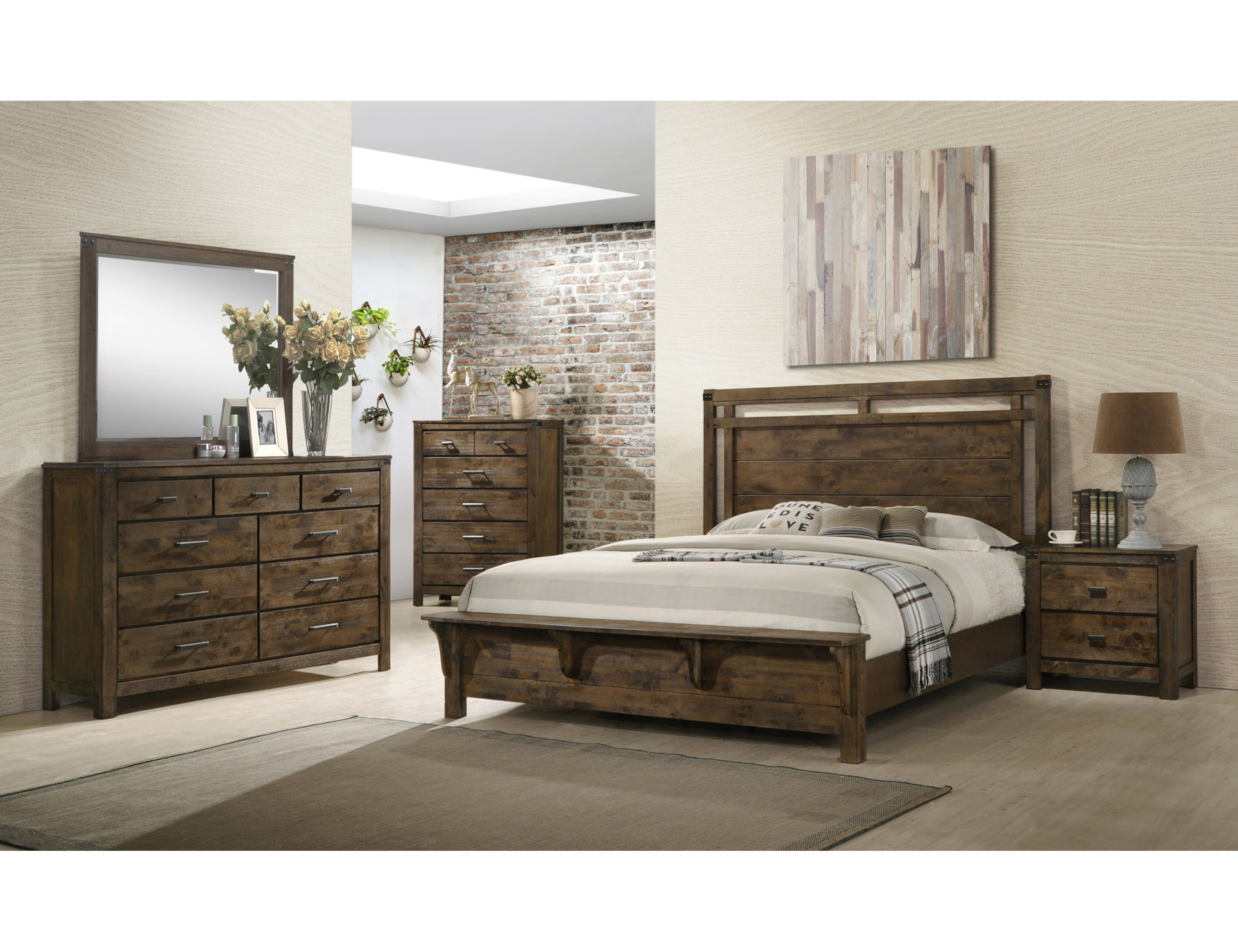 23170 – Bedroom Set – CMK-4800