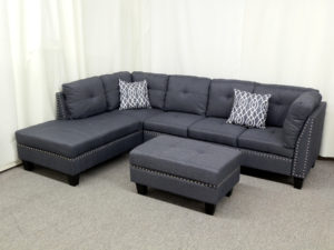 23175 - Chaisse Sofa w/ Sectional