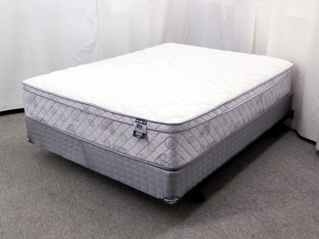 Springwall Cersei Mattress & Boxspring