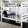 23262 - Bunk Bed - White