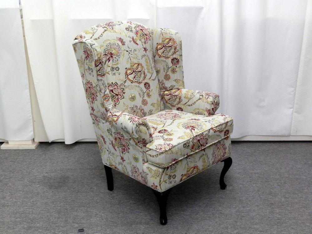 23293 - Wing Chair - Angle View