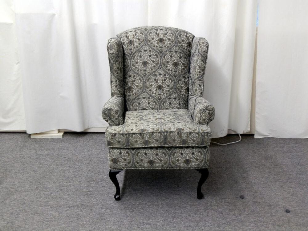 23294 - Wing Chair - Fafya Crim