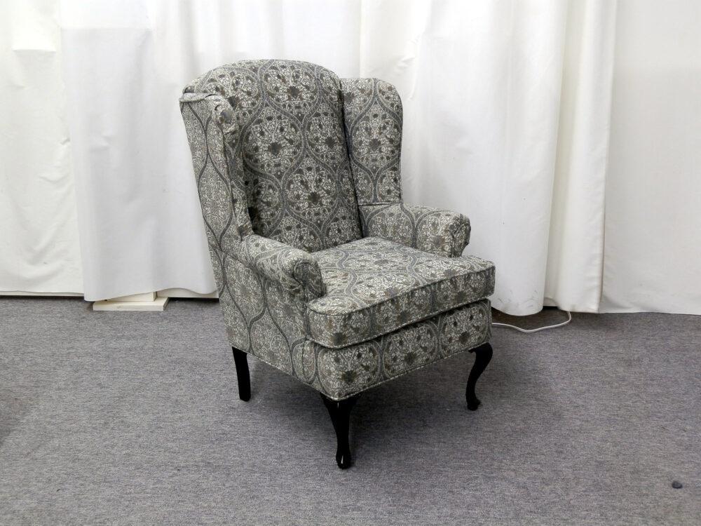 23294 - Wing Chair - Fafya Crim - Angle View