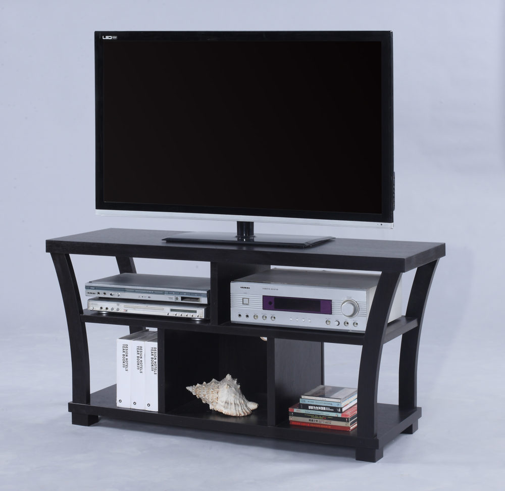 23371 - TV Stand - Espresso - CMK-4806