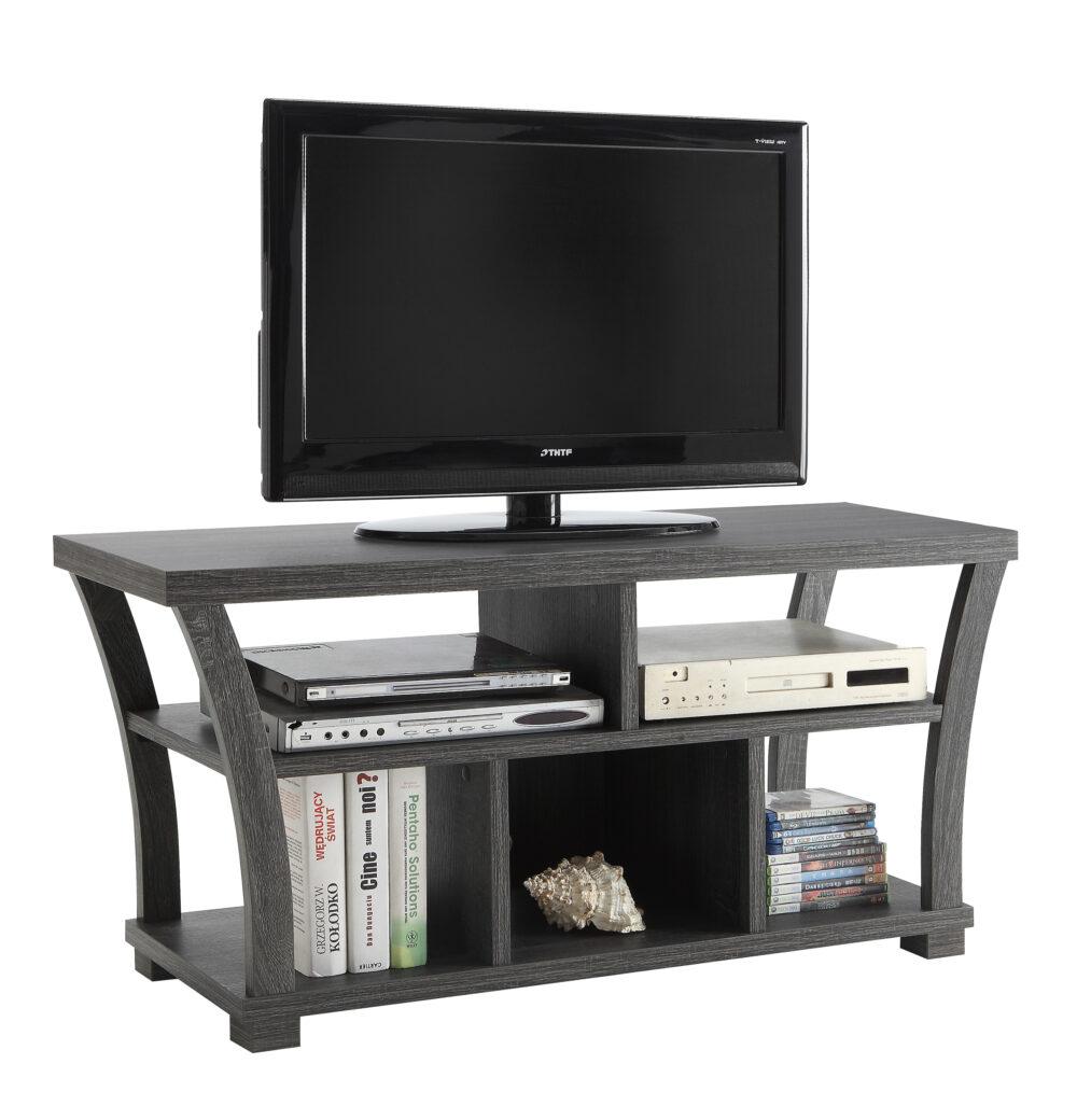 23372 - TV Stand - Grey - CMK-4806