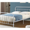 23419 - Metal Bed - TF-2335 - White