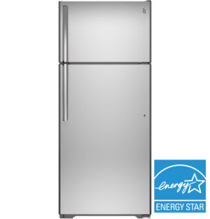 23455 - Fridge - GTE18FSLKSS - Front