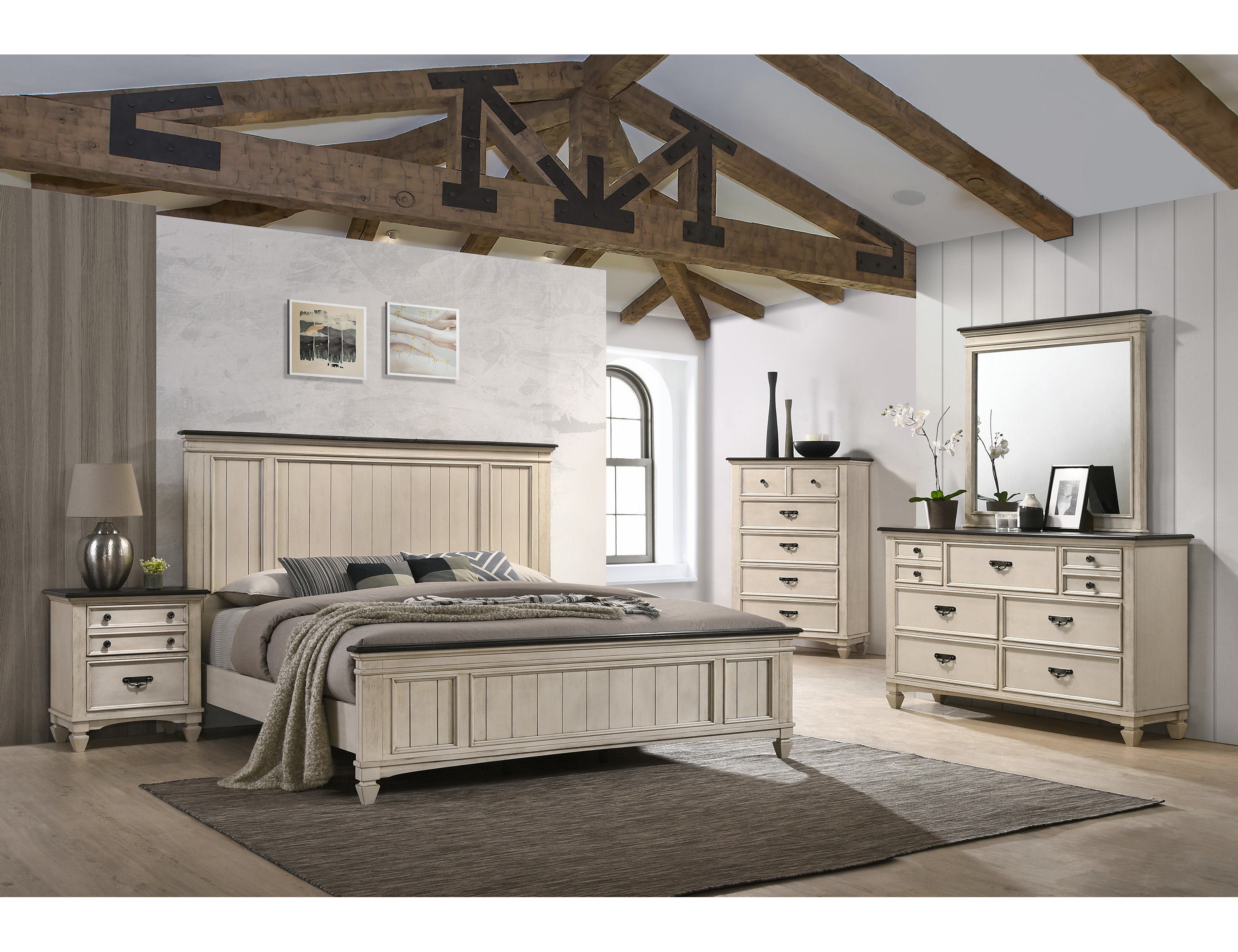 23510 – Bedroom Set – CMK-B9100