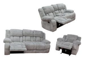 23542 - Reclining Sofa Set - AMA-Rex - Reclining
