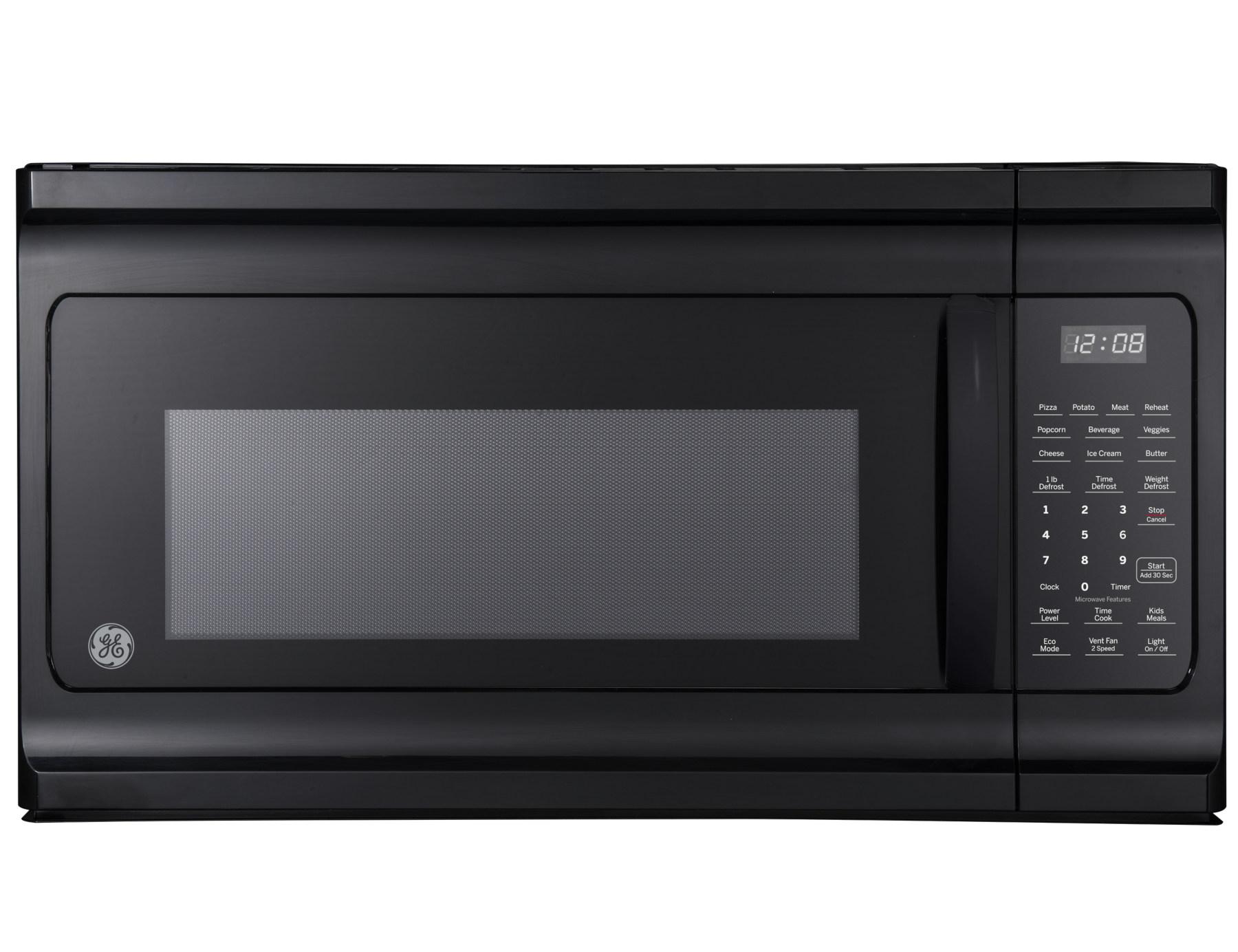 23546 – Microwave – Black