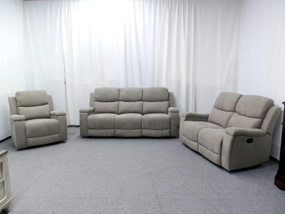 23571 - Reclining Sofa Set - PR-HEL