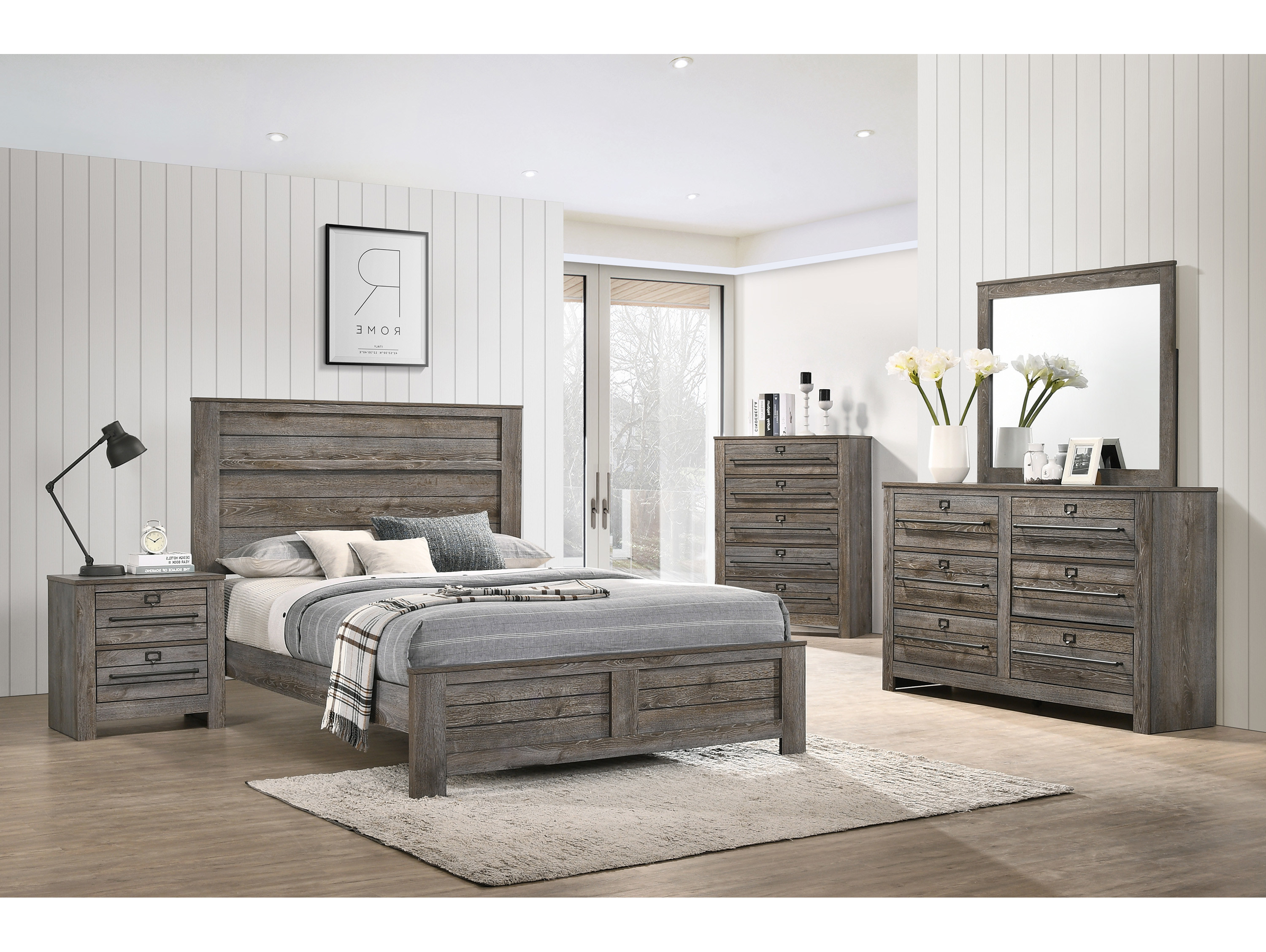 23584 – bedroom – set – CMK-B6960