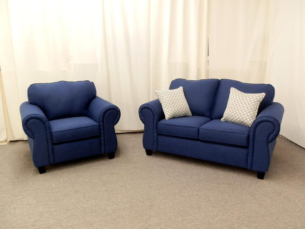 23615 - Chair Loveseat - AU-2110
