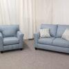 23644 - Loveseat & Chair - AU-2550