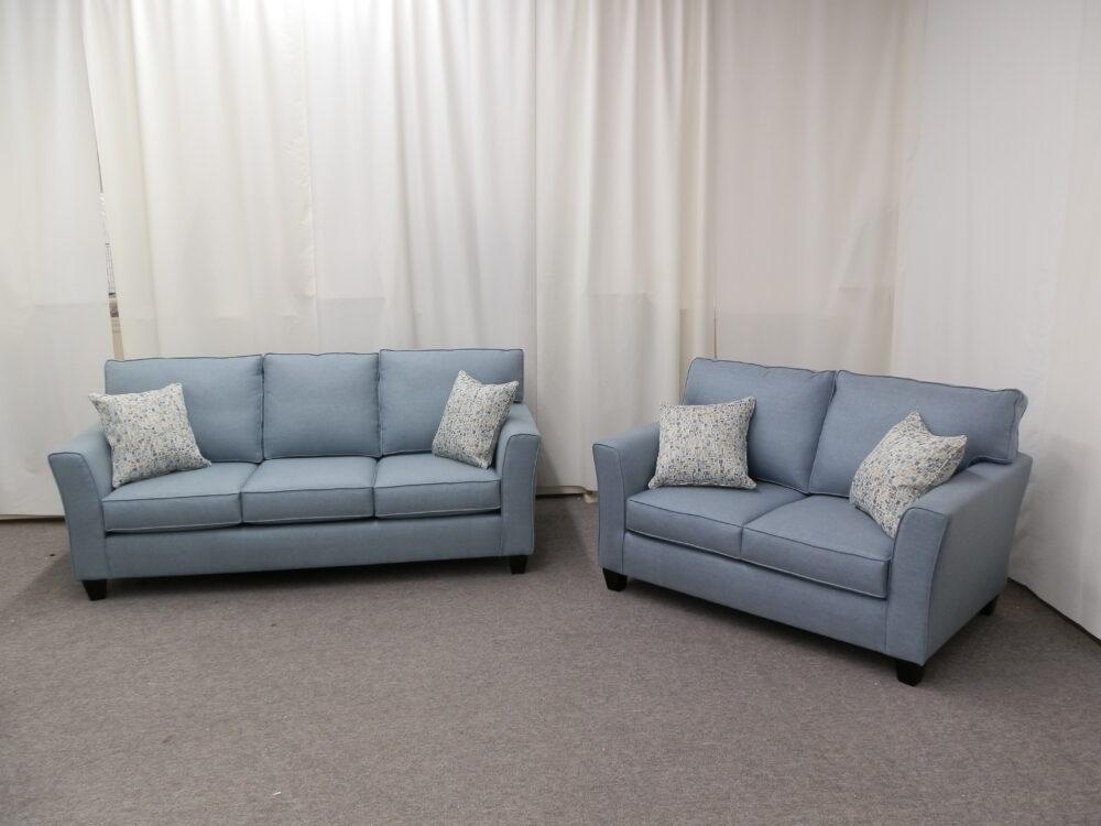 23616 - Sofa and Loveseat - AU-2550