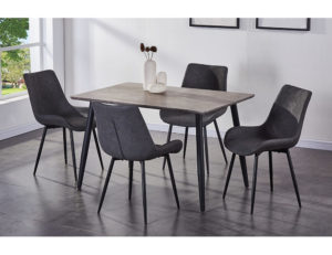 23620 - Table and 4 Chairs - TF-3310 - TF-280