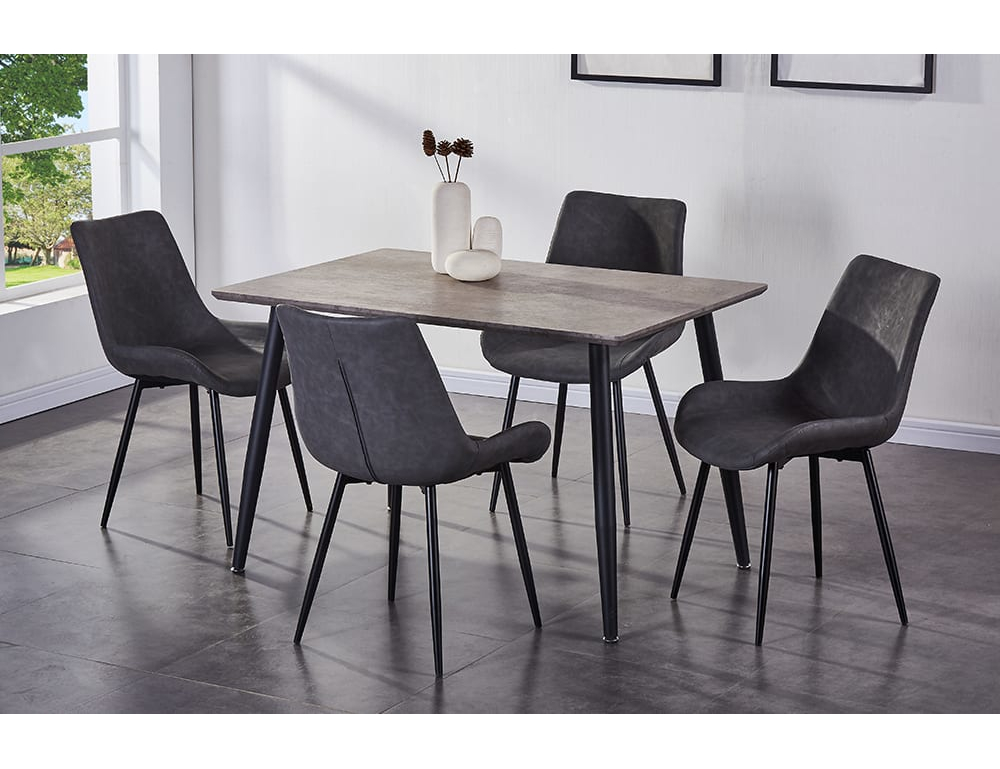 23620 – Table and 4 Chairs – TF-3310 – TF-280