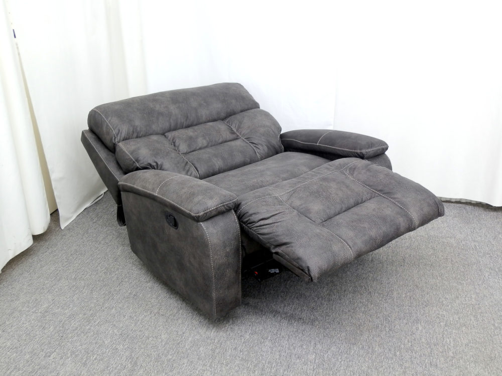 23624 - snuggler - recliner - UF-50775 - fully - extended