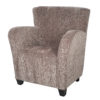23631 - Accent Chair - PR-ANI - Angle
