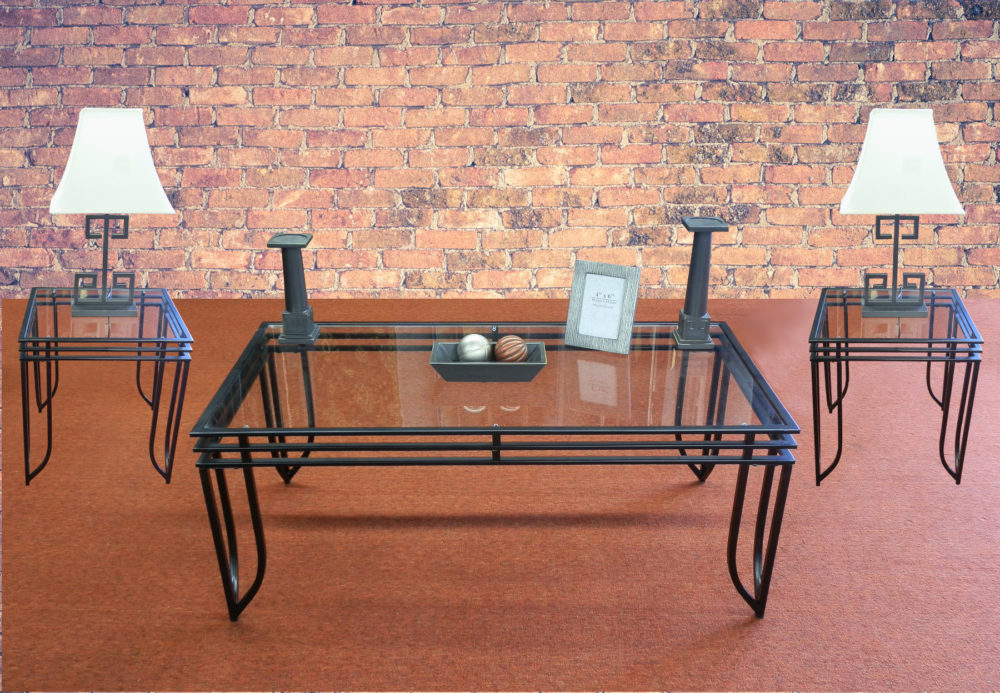 23640 - Coffee Table Set - MCI-LUCY