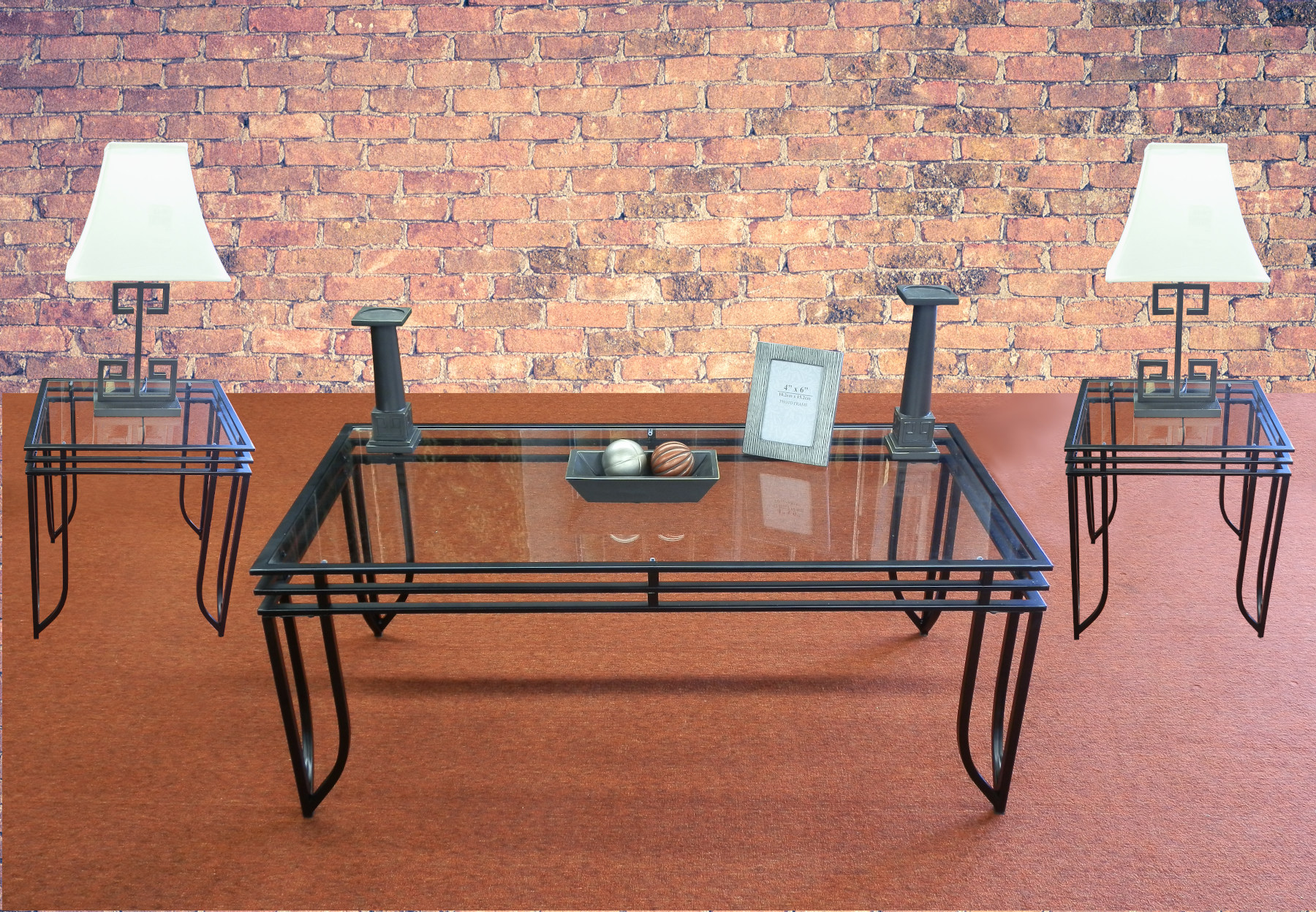 23640 – Coffee Table Set – MCI-LUCY