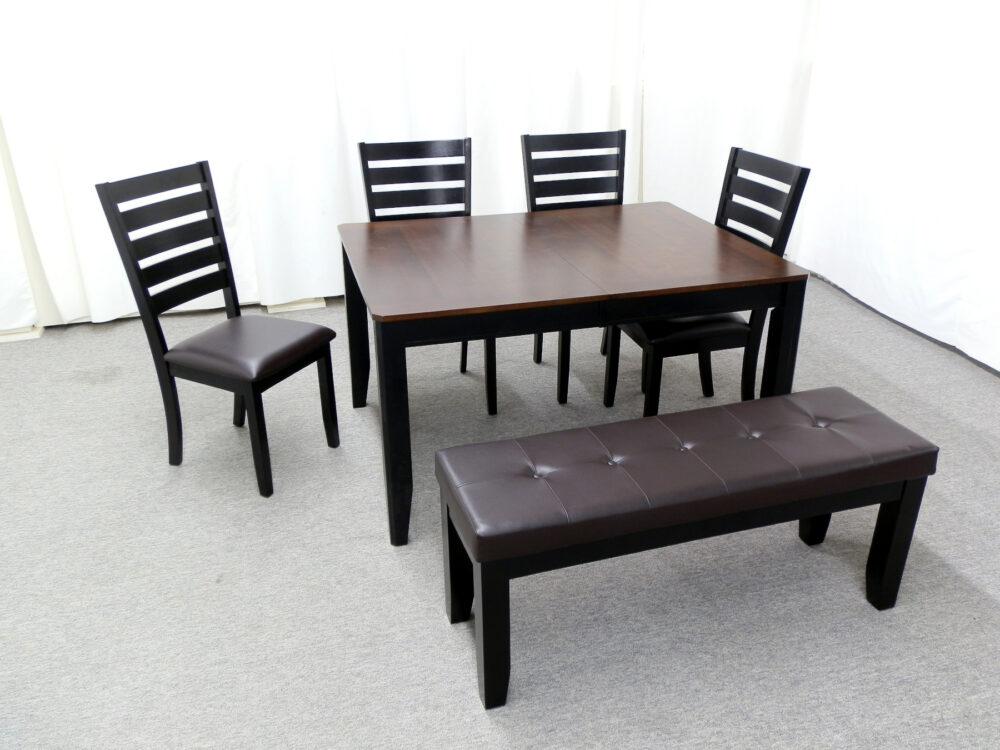 23649 - Kitchen Table Set - PR-7065 - Leaf Drop
