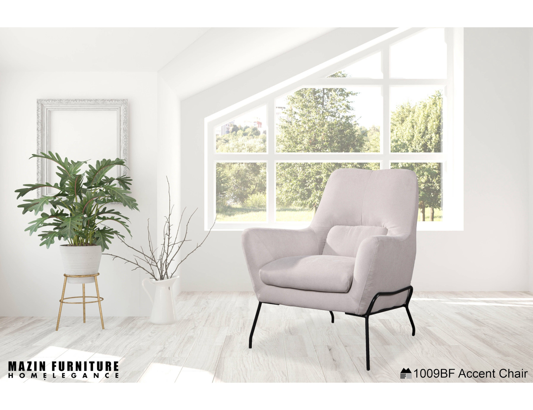 23658 – Accent Chair – MF-1009