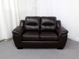 23675 - Loveseat - AU-5150 - Chocolate