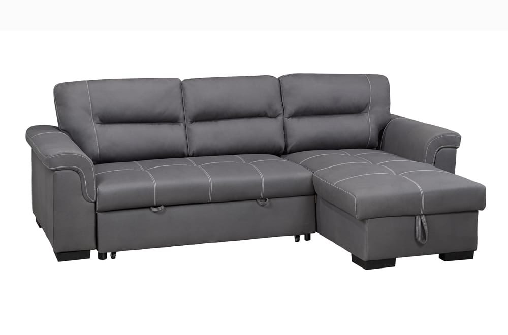 23695 - Chaisse Sectional with Popup Bed - TF-1217