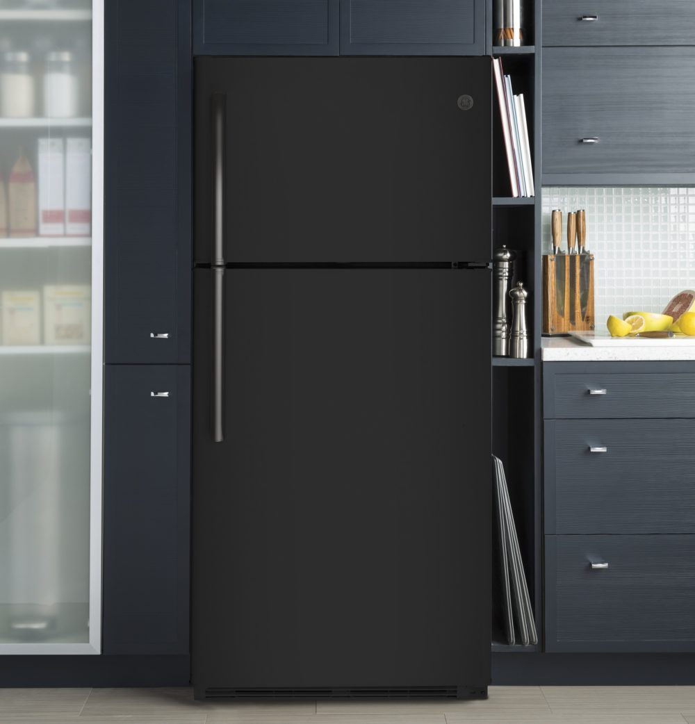 23732 - fridge - GTE18FTLKBB - kitchen