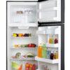 23732 - fridge - GTE18FTLKBB - open
