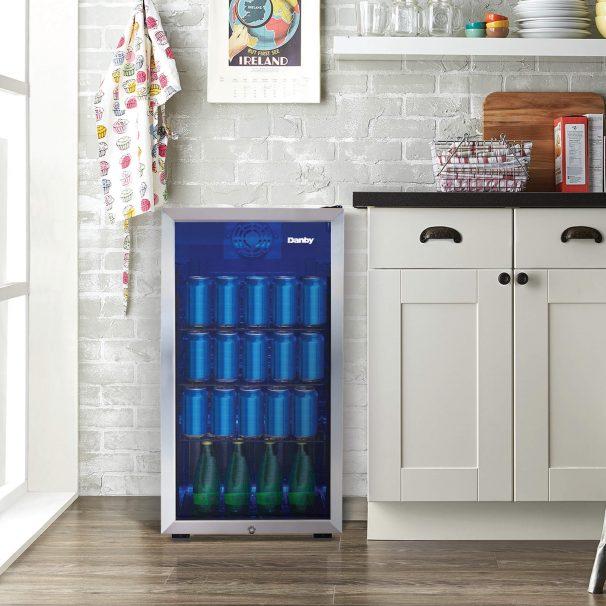 23737 - bar - fridge - DBC117A1BSSDB - kitchen
