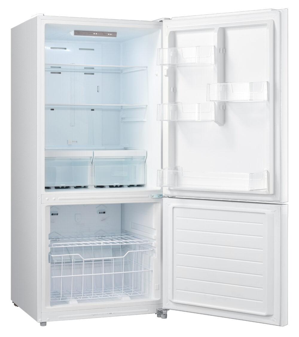 23751 - fridge - MBE19DTNKWW - open