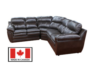 23764 - Sectional - Made in Canada - FN-9952
