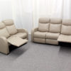 23777 - reclining - sofa - set - MEGA-8865 - sofa - loveseat - open