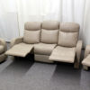 23777 - reclining - sofa - set - MEGA-8865 - sofa - open